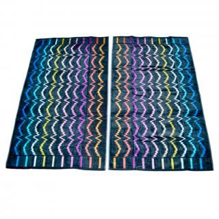 Missoni Home Multicoloured bath towels