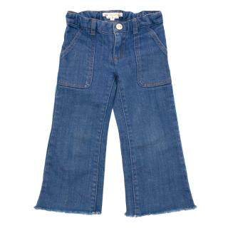 Bonpoint Kid's 3Y Distressed Jeans