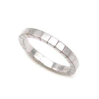 Cartier Lanieres 18k White Gold Ring
