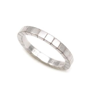 Cartier Lanieres 18k White Gold Ring