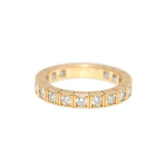 Cartier Lanieres Diamond eternity Ring