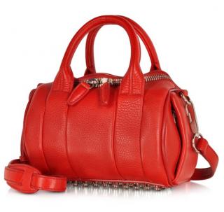 Alexander Wang Red Rockie Bag