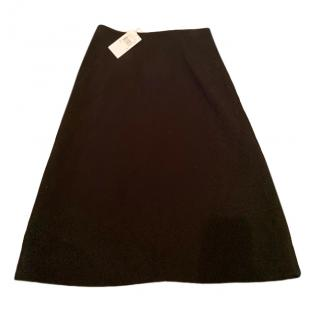 Michael Michael Kors Zip Back A-Line Skirt