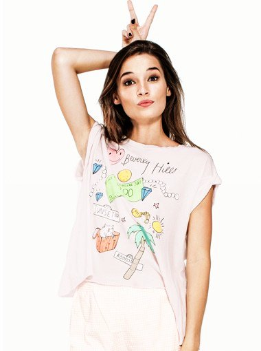 New Wildfox 'I Love Beverley Hills' tee