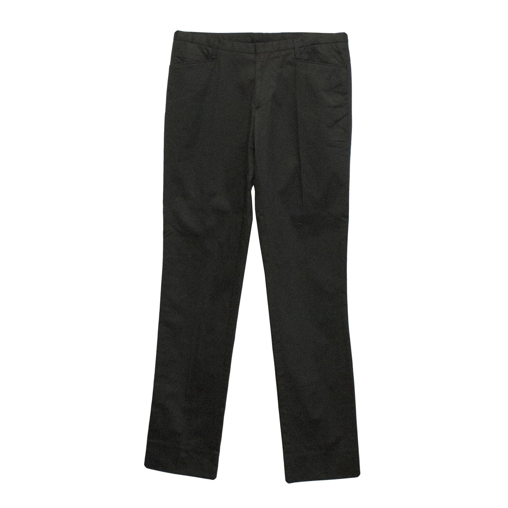 J Lindeberg black trousers