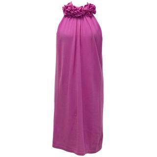 Autumn Cashmere pink dress