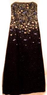 Unique Escada evening dress