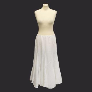 Nicole Farhi linen skirt