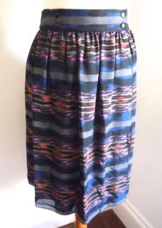 Proenza Schouler multi coloured Skirt UK12 bnwt