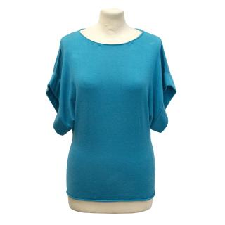 Valentino turquoise top