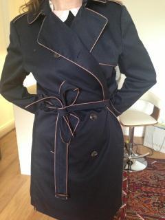 Jaeger  Brand New Raincoat