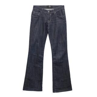 Kasil Heritage bootcut jeans