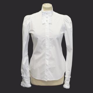 Just Cavalli ruffle blouse