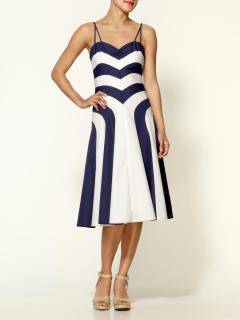 Milly Anais Sweetheart Dress