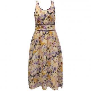 Sonia Rykiel floral summer dress