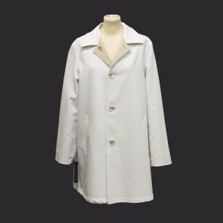 Galitzine Raindrop reversible coat