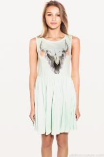New Wildfox Couture Mint green dress
