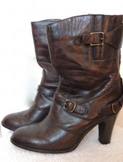 Belstaff Brown Trialmaster Boots