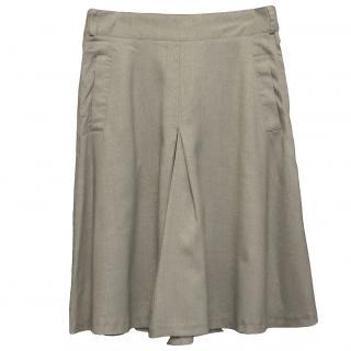 Paul & Joe Sister silver shorts- new