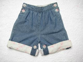 Molly `n Jack cotton shorts, 3 to 6 months
