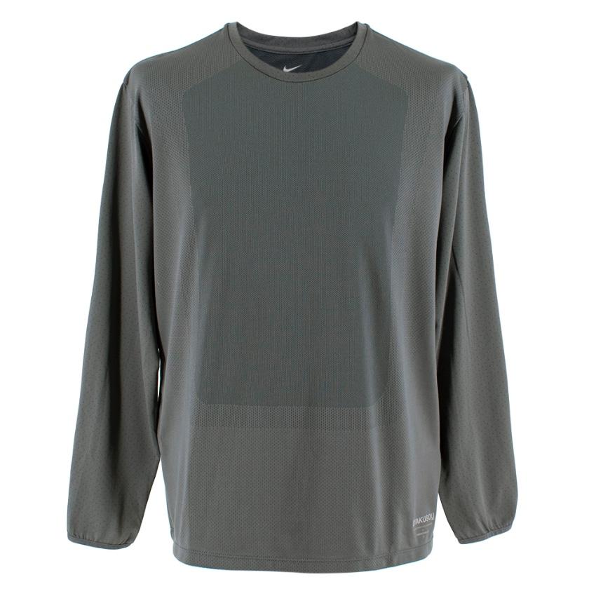 Nike x Gyakusou Dri-Fit Long Sleeve Shirt