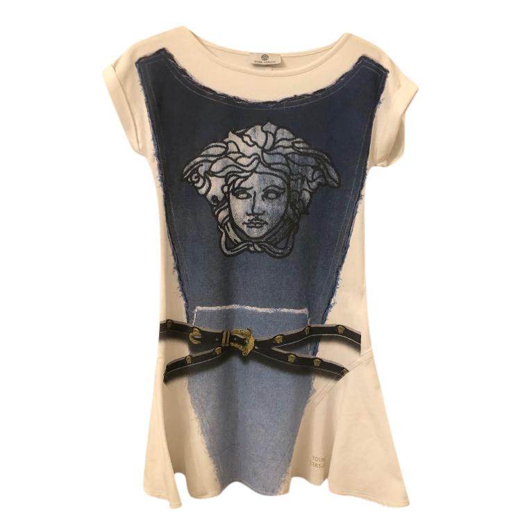 Versace girl's Medusa dress