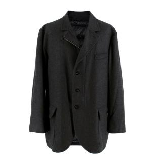 Pal Zileri Puffer Lined Wool & Cashmere Jacket