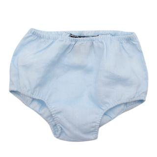 Ralph Lauren Blue Baby Bottoms
