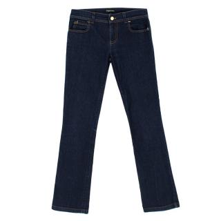Tom Ford Dark Indigo Straight Cut Jeans