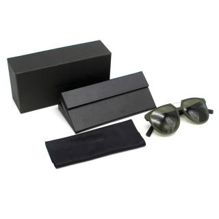 Dior Homme DiorFraction Khaki Sunglasses
