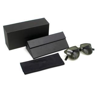 Dior Homme DiorFraction Khaki Sunglasses