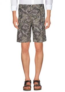 Dolce & Gabbana Camo Khaki Bermuda Men's Shorts