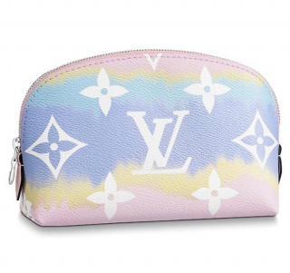 Louis Vuitton Pastel Escale Cosmetic Pouch