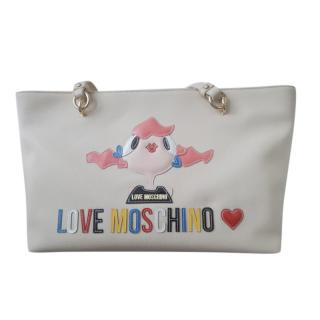 Love Moschino shoulder tote