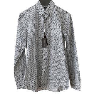 Michael Kors Trim Stretch Shirt