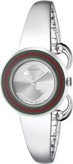 Gucci U-Play Polished Stainless Steel Wrist Watch