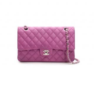 Chanel Lambskin Double Flap bag
