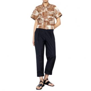 Margaret Howell Navy Engineer Pants