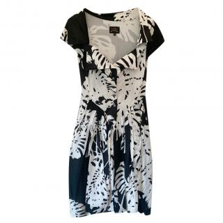 Vivienne Westwood Anglomania Printed Monday Dress