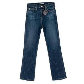 Alexa Chung For AG Jeans Wide Leg Jeans