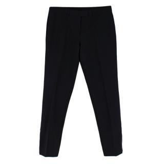 Maison Margiela Classic Black Trousers