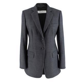 MaxMara Soft Grey Blazer