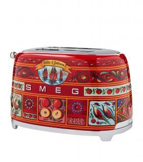 Dolce & Gabbana x Smeg toaster