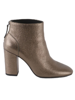 Ash metallic gold/bronze  ankle boots
