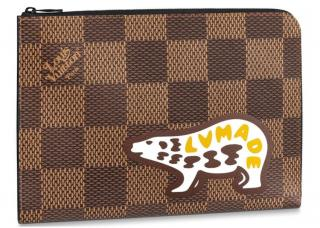 Louis Vuitton x Nigo Pochette Limited Edition  Jour GM.