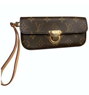 Louis Vuitton Pochette Assez clutch bag.
