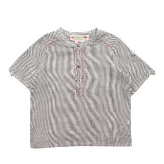 Bonpoint Pin-striped Shirt 18 Months