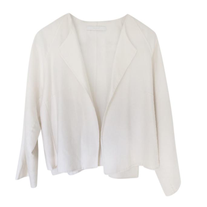 Bamford Cream Cashmere Jacket