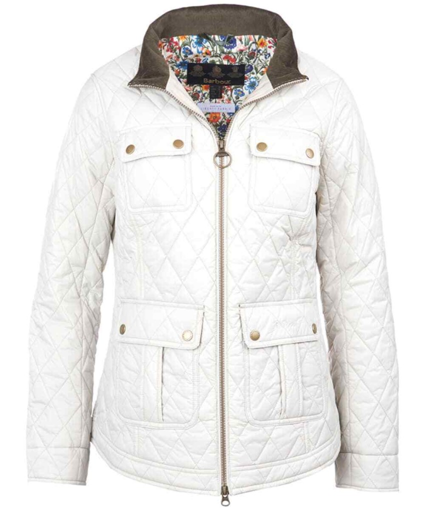 Barbour x Liberty Of London Rachel Jacket