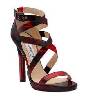 Jimmy Choo Seattle Tie Dye Sandals